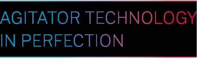 Agitator technology in perfection